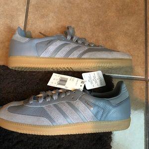 Adidas Samba  OG FT Gray